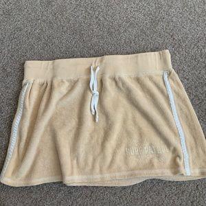 SZ S Aero French terry skirt
